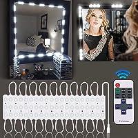 BLOOMWIN Luces LED Kit de Espejo con 60