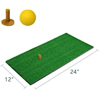 Amazon Best Sellers: Best Golf Hitting Mats