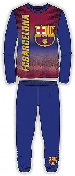 Boys Barcelona FC Camp Nou Snuggle Fit Pyjamas