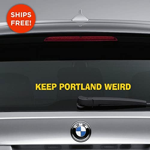 Car Decals Portland Oregon