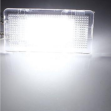 enshey 6000 K Blanco LED Compartimiento De Equipaje tronco bombilla interior libre de errores lámpara de ...