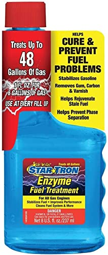 Star Tron Enzyme Fuel Treatment