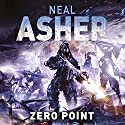 Zero Point: Owner Trilogy, Book 2 Audiobook by Neal Asher Narrated by Peter Noble