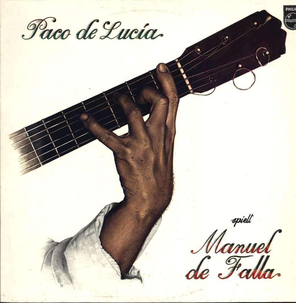 Paco De Lucía - Plays Manuel De Falla - Philips - 6328 245: Paco De Lucía: Amazon.es: Música