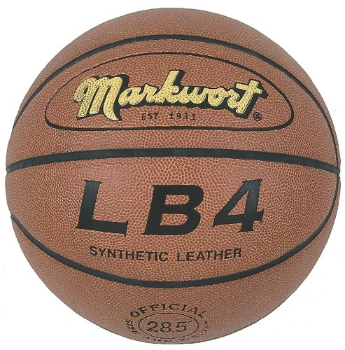 Markwort Women?s/Youth Synthetic Leather Basketball