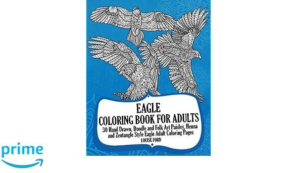 440 Coloring Book Eagle HD