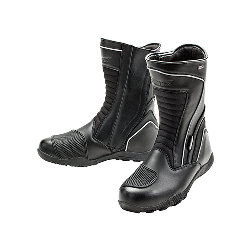 Black Joe Rocket Meteor FX Mens Riding Shoes Sports Bike Racing Motorcycle Boots