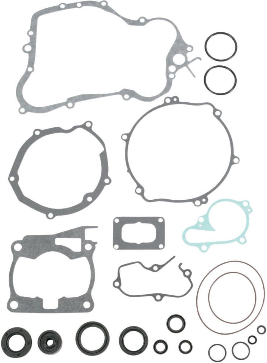 2008/2013 Amsamotion pour Compl/ét/é Ensemble de joint d/étanch/éit/é pour moteur pour Yamaha Yz125/YZ 125/2005 2010/2006/2007/2008/Yamaha Yz125/YZ 125/Yz-125/2007