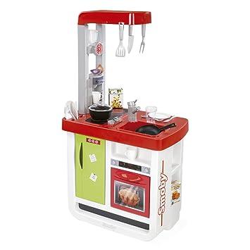 Smoby - Cocina Bon Appetit, Color Rojo (310804): Amazon.es ...