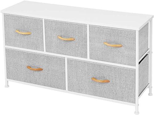 AZ L1 Life Concept Extra Wide Dresser Storage Tower