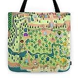 Society6 Animal Crossing (どうぶつの 森) Tote Bag 18'' x 18''