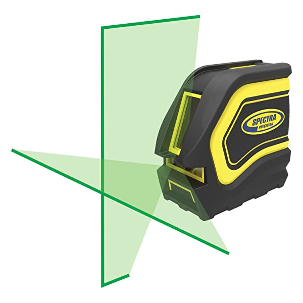 Top Quality Green Laser Level For Contractors: Spectra LT20G