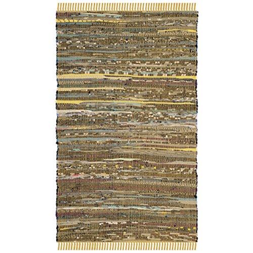 Amazon.com: Safavieh Rag Rug Collection RAR127H Hand Woven