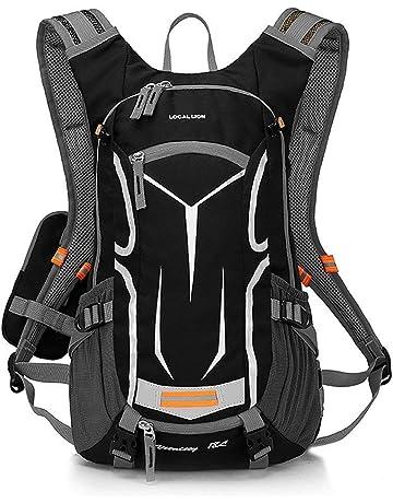 Imperm/éable VTT Sac Respirant Ultra-l/éger Sports sac /à dos Running Hydratation Compatible pour la Randonn/ée Cyclisme avec Couverture de Pluie Sac /à Dos V/élo 18L