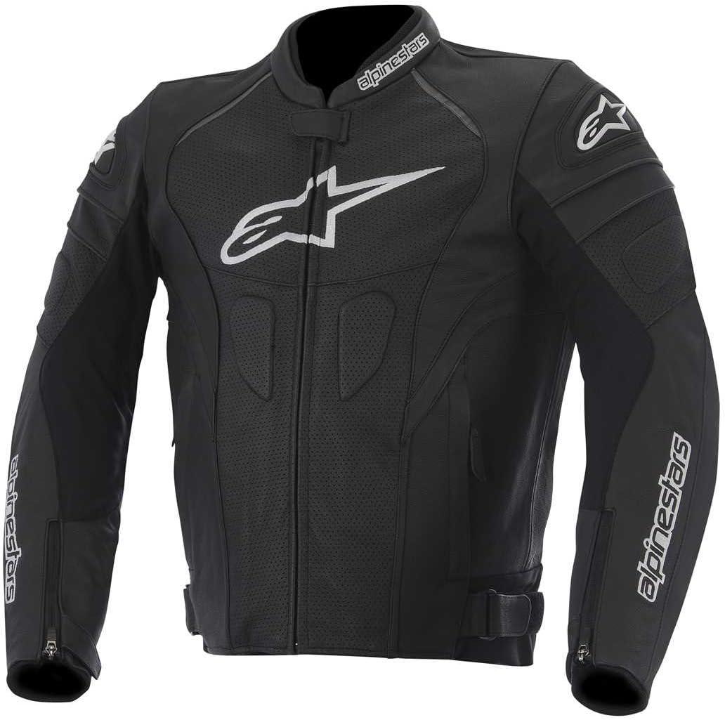 Alpinestars Gp Plus R Perforated Leather Jacket Black 58 Sport Freizeit