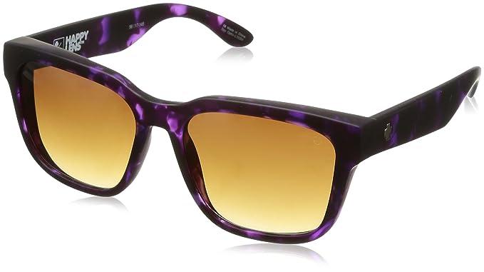 Spy - Gafas de sol - para hombre Morado morado: Amazon.es ...