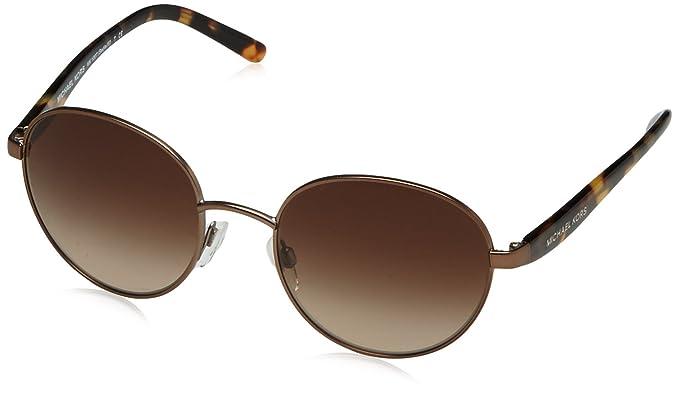 076384b41e1 MICHAEL KORS Unisex-Adult's MK1007 Sadie III Sunglasses, Sable/Tokyo Tort  106013,