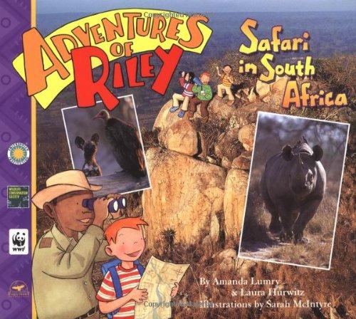 Adventures of Riley--Safari in South Africa -