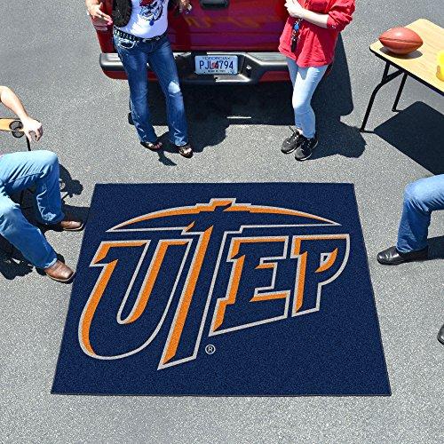 Utep Tailgater Rug (Fan Mats UTEP Tailgater Mat)