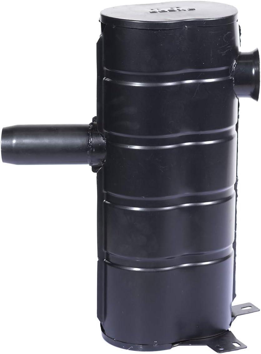 Muffler replacement for John Deere AL37167 2940 2950 2955 3030 3040 3050 3055