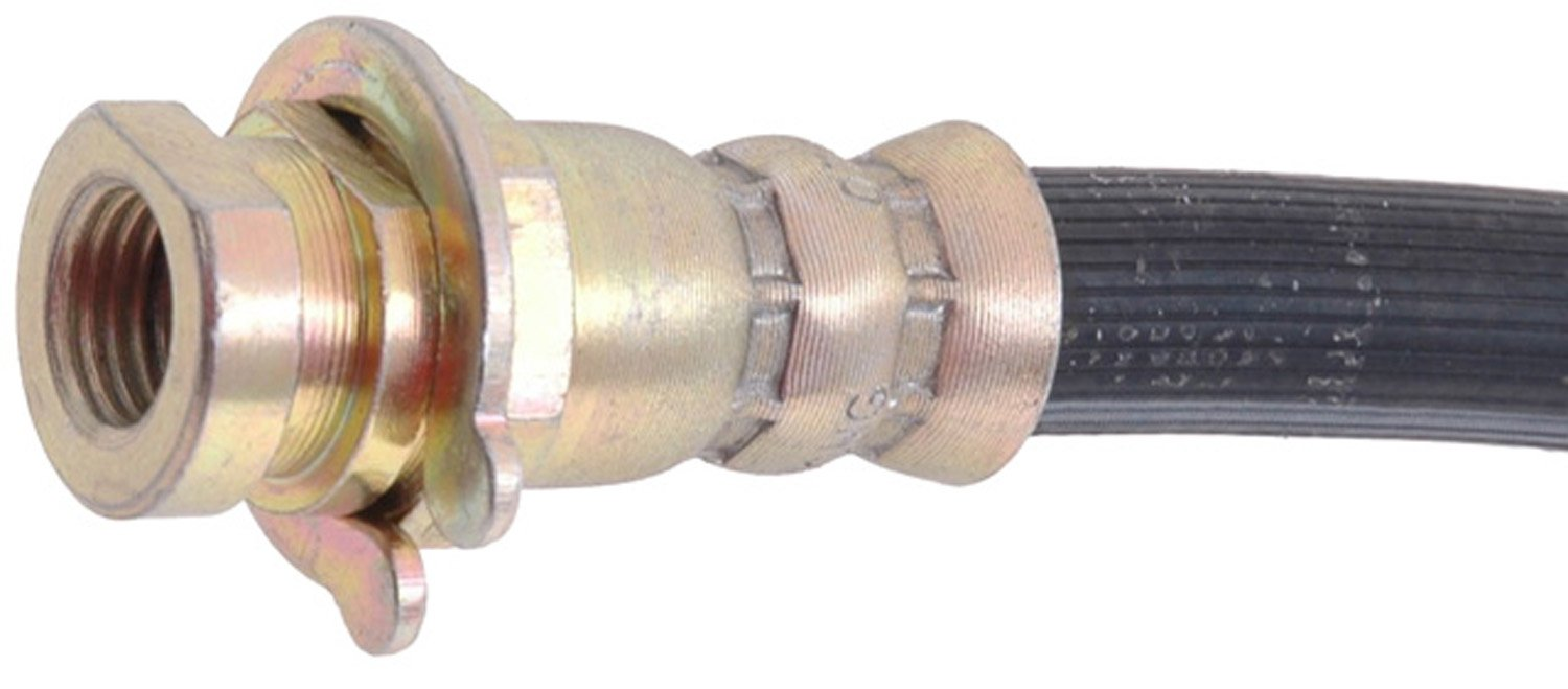 ACDelco 18J1761 Professional Rear Hydraulic Brake Hose Assembly