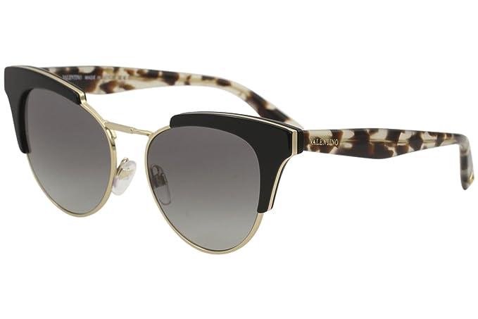 Valentino Mujer 0VA4026 500111 53 Gafas de sol, Negro (Black ...