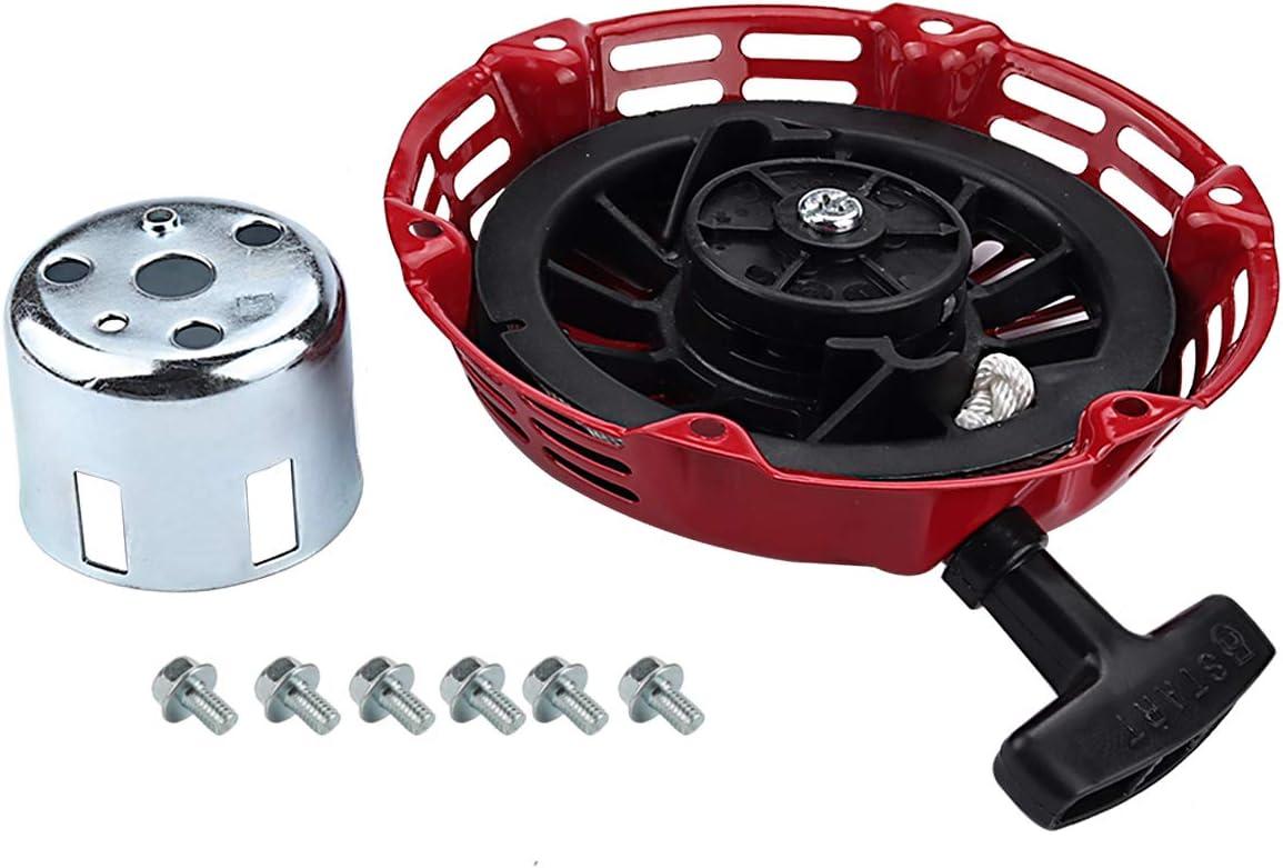 Engine Motor Pull Start Recoil Starter Rewind Kit for Honda GC135//160 4-5.5HP US