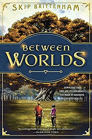 book cover of Between Worlds