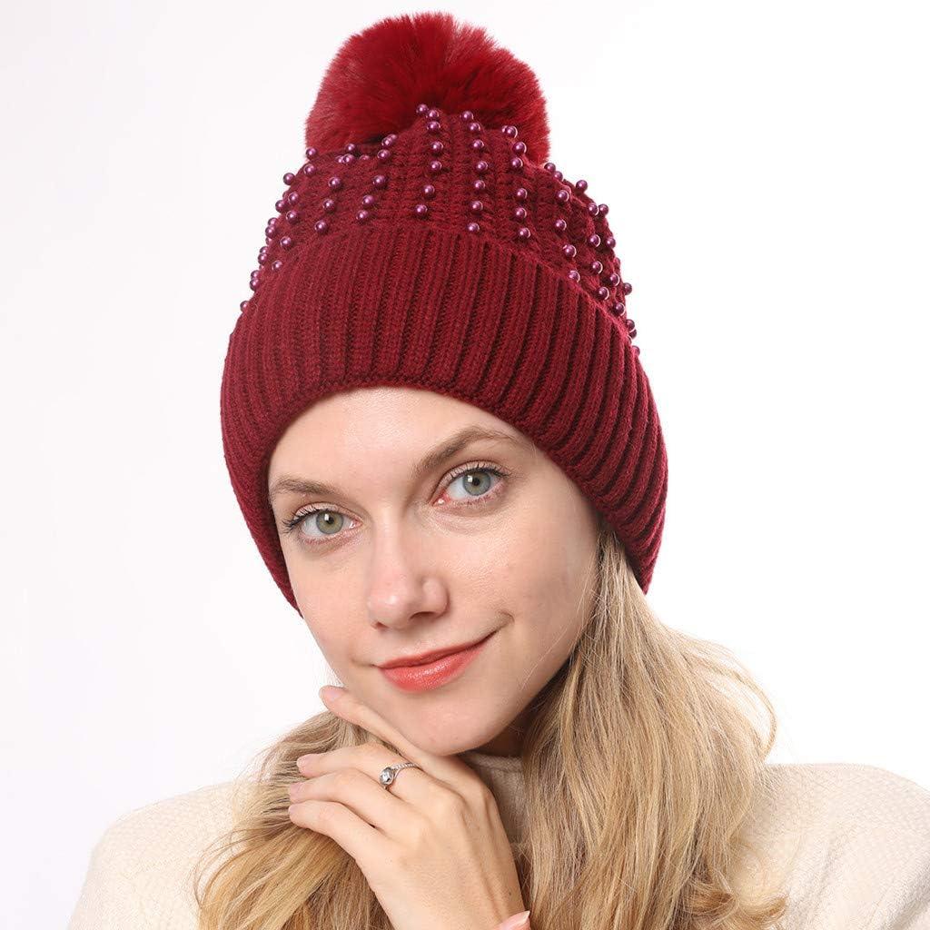 Caplover Winter Knit Beanie...
