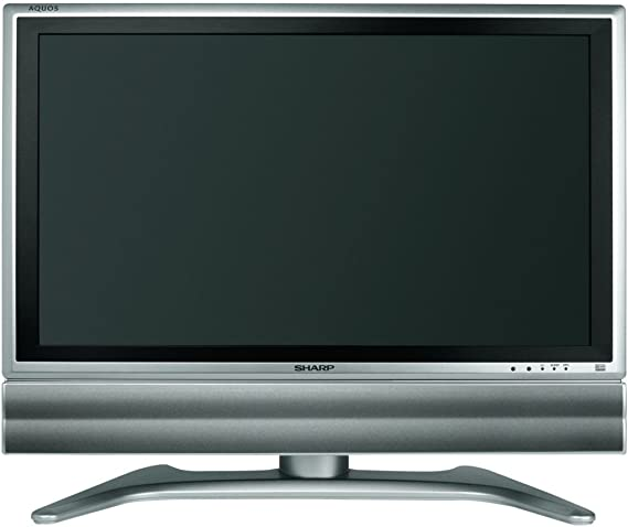 Sharp LC-26 GA5E Silber - Televisión , Pantalla LCD 26 pulgadas ...