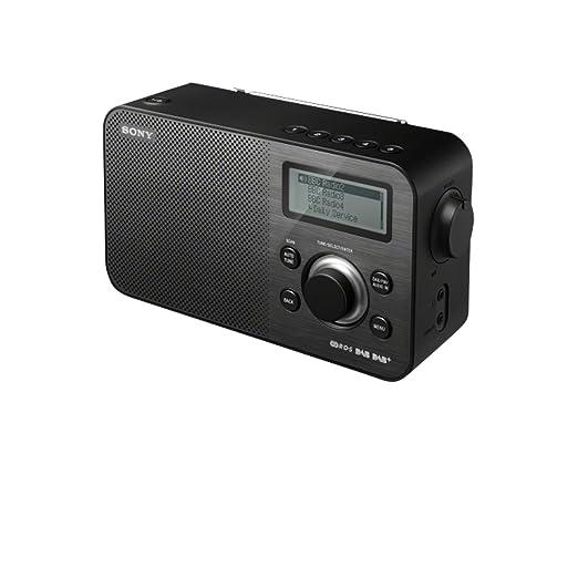 120 opinioni per Sony XDR-S60DBP Radio digitale DAB+/DAB/FM, Nero