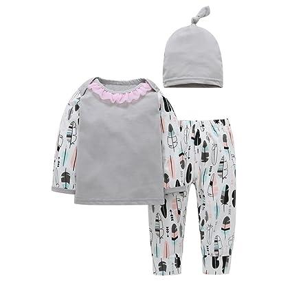 chshe bebé 6 - 24 meses 3pc ropa recién nacido bebé mezcla de ...