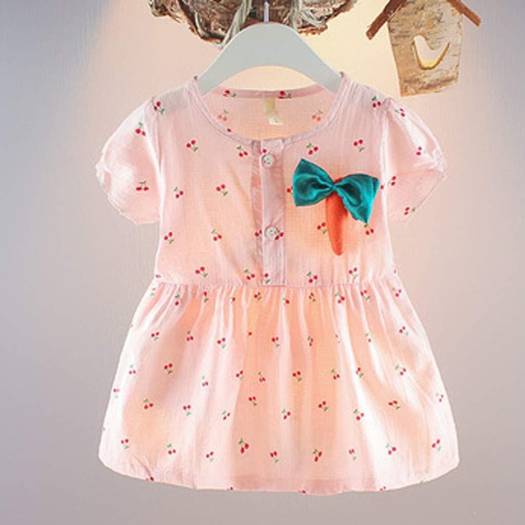 Vestido para niña de 0 a 2 años, para niños y niñas, de ...
