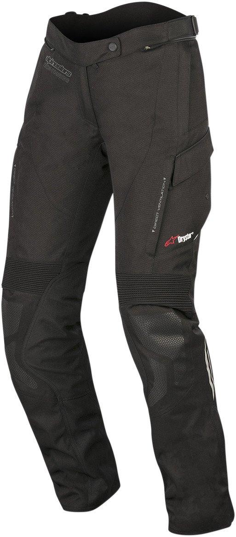 Alpinestars Women's Stella Andes v2 Drystar Pants (X-LARGE) (BLACK)
