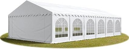 TOOLPORT Carpa de Fiesta 5x12 m Lona PVC 500/m² 100% Impermeable ...