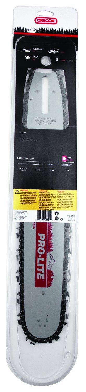 Oregon 110783 18-Inch Pro-Lite Bar and 75LGX .063-Inch Chain Gauge, Saw Chain Combo