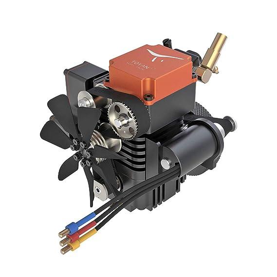 W POXL Petrol Engine Start Kit Ignition Engine Starter for Toyan Petrol Engine FS-S100G