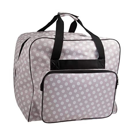 Hobby Gift Gray Spot XL Overlocker - Bolsa para máquina de ...