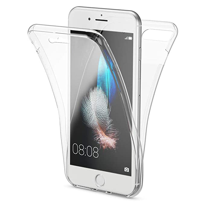 Olixar Full Cover iPhone 7 Front & Back Screen Protector