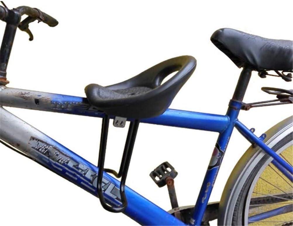Tmendy Asiento Infantil for Bicicleta, Bicicleta de montaña Parachoques Delantero Parachoques Delantero Silla for bebé Taburete de liberación rápida pequeño Mazha