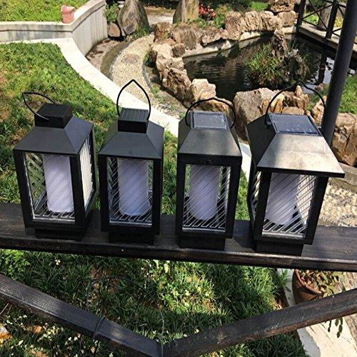 Fashionwu LED Flame Light Yard Lamp Garden Party Decoration