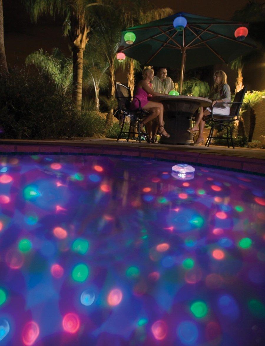 Amazon.com : GAME 3555 Underwater Light Show, Assorted Colors ...