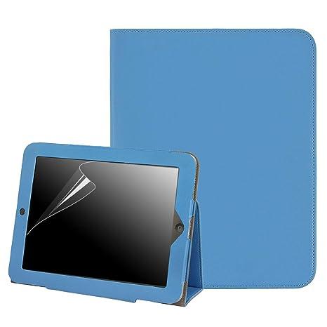 Amazon.com: HDE - Funda para iPad 1 (piel sintética, cierre ...