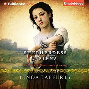 The Shepherdess of Siena Audiobook