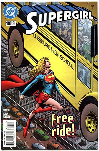SUPERGIRL #10, NM, Good Girl, Peter David, 1996, Leesburg, more DC in - Stores Leesburg