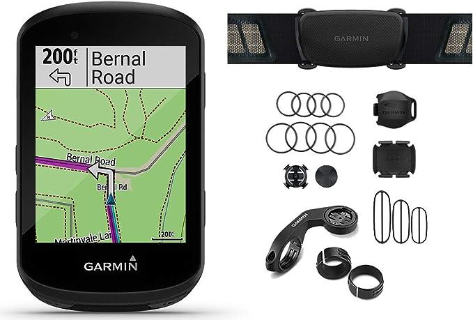 Garmin Edge 530 (2019 Version) Paquete de Bicicleta | navegación ...
