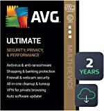 AVG Ultimate 2021 | Antivirus+Cleaner+VPN | 10 Devices, 2 Years [PC/Mac/Mobile