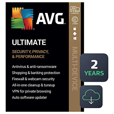 Best Home Firewall 2020.Avg Ultimate 2020 Antivirus Cleaner Vpn 10 Devices 2 Years Pc Mac Mobile Download