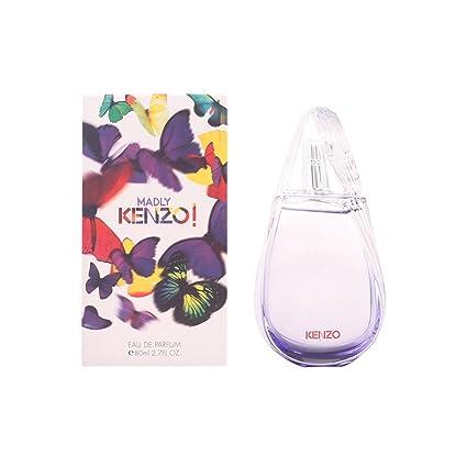 Madly kenzo agua de perfume con vaporizador 80 ml