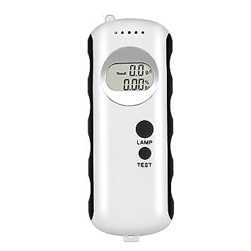 Anntoo Breathalyzer Professional Breath Alcohol Tester Portable Digital Breath Alcohol Tester For Personal Use